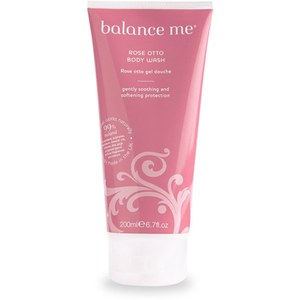 Balance Me Rose Otto Body Wash 280ml