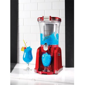 SMART 2 in 1 Retro Slush und Softeis Maschine