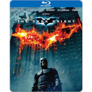 Dark Knight - Import - Limited Edition Steelbook (Region 1)