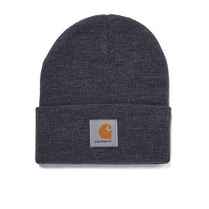 Carhartt Men's 'Short' Watch Hat - Dark Grey Heather