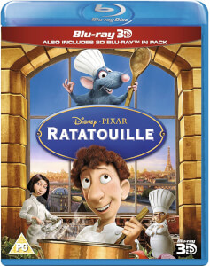 Ratatouille 3D (inklusive 2D Version)