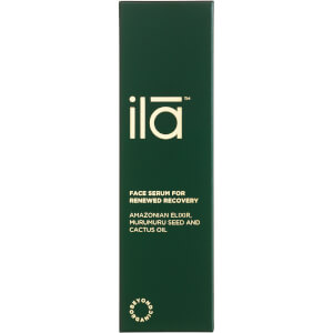 Восстанавливающая сыворотка для лица Ila-Spa Face Serum for Renewed Recovery 30 мл