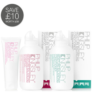 Set cabello suave y brillante Philip Kingsley Soft and Shiny
