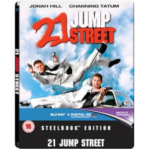 21 Jump Street - Zavvi Exclusive Limited Edition Steelbook