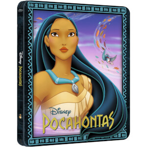 Pocahontas- Zavvi UK Exclusive Limited Edition Steelbook (The Disney Collection #23)
