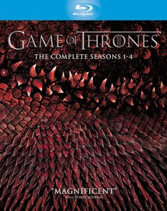 Game of Thrones - Seasons 1-4