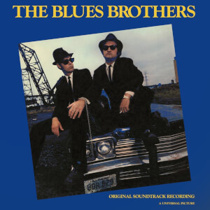 The Blues Brothers OST LP