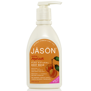 JASON Bagnoschiuma all'Albicocca Luminosa 887ml