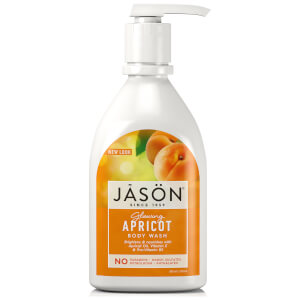JASON Glowing Apricot -suihkusaippua 887ml