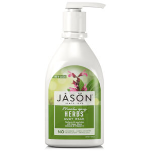 JASON Moisturizing Herbs Body Wash Pump (30 oz)