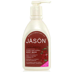 JASON Antioxidant Cranberry corpo Wash 887ml