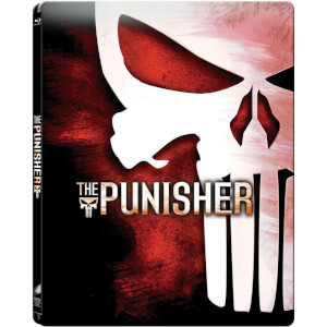 The Punisher (2004) - Zavvi UK Exclusive Limited Edition Steelbook