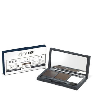 Eylure Brow Palette -kulmaväripaletti, Dark Brown