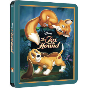 Cap und Capper - Zavvi exklusives Limited Edition Steelbook (Disney Kollektion #24)