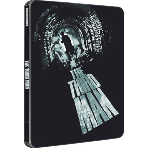 The Third Man - Zavvi UK Exclusive Limited Edition Steelbook (Ultra Limited Print Run)