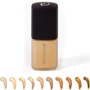 High Definition Fluid Foundation (Various Shades)