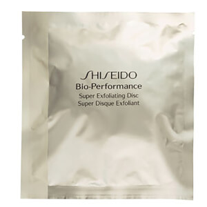 BioPerformance Super Exfoliating Discs de Shiseido x 8