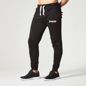 Myprotein Men's Slim Fit Sweatpants, Black, L