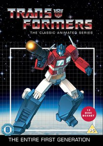 Transformers: Classic Animated Collection