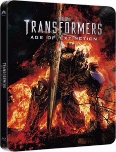 Transformers 4: Age of Extinction - Limited Edition Steelbook