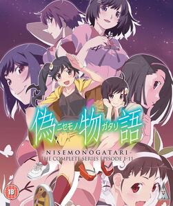 Nisemonogatari Collection