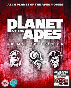 Planet der Affen - Planet Of The Apes: Primal Kollektion 1-8 Boxset