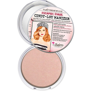 theBalm Cindy-Lou Manizer Rose Highlighter