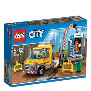 LEGO City: Dienstwagen (60073)