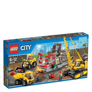 LEGO City: Demolition Site (60076)