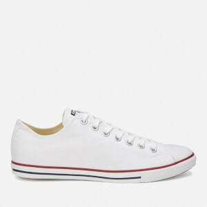 Converse Men's Chuck Taylor Alll Star Lean OX Trainers - White