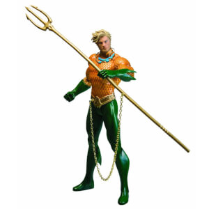 DC Collectibles DC Comics Justice League Aquaman Figure