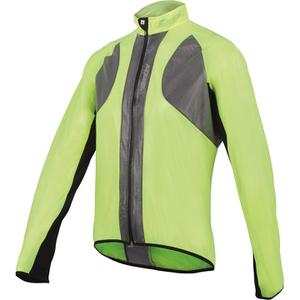 Santini Balthus Lightweight Windproof Jacket - Transparent Yellow