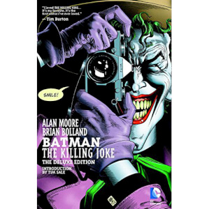 Batman: Killing Joke Hardcover Graphic Novel