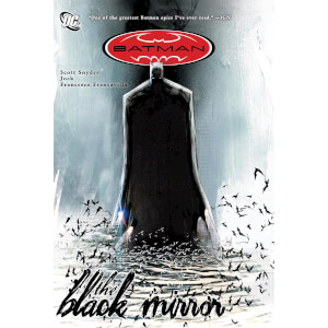 Batman: The Black Mirror Paperback Graphic Novel