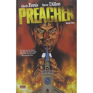 Preacher: Book One Paperback Graphic Novel