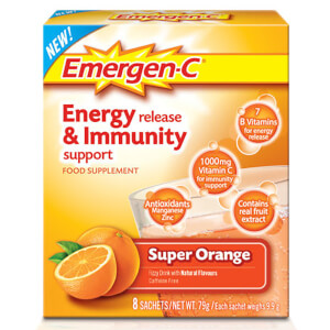 Emergen-C Orange Pack (8 μερίδες)