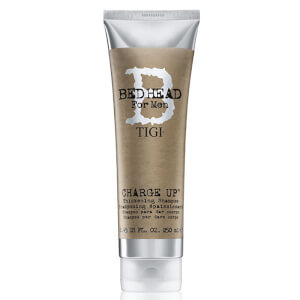 TIGI Bed Head for Men Charge Up Thickening Shampoo (250 ml)