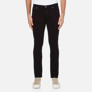 Nudie Jeans Men's Long John Skinny Jeans - Black