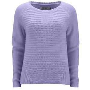 ONLY Women's Tullalu Jumper - Lavender