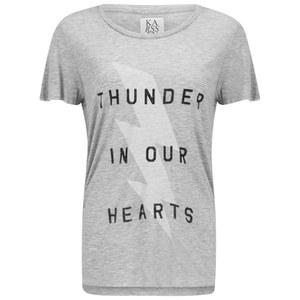 Zoe Karssen Women's Thunder T-Shirt - Grey