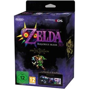 The Legend of Zelda: Majora's Mask 3D Special Edition: Image 1