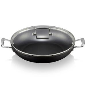 Le Creuset Toughened Non Stick Shallow Casserole Dish - 30cm