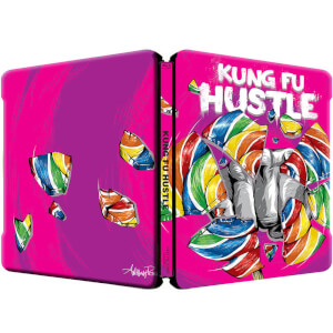 Kung Fu Hustle - Gallery 1988 Range - Zavvi Exclusive Limited Edition Steelbook (2000 Only)