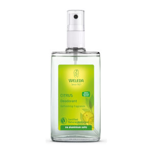 Weleda Women's Citrus -deodorantti (100ml)