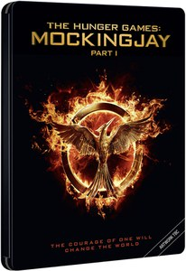The Hunger Games: La Révolte Partie 1 -Édition Exclusive Steelbook