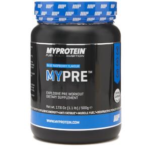 Mypre™ 氮泵預鍛煉公式粉