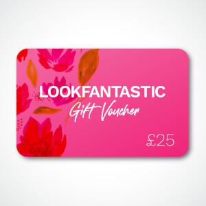 £25 LOOKFANTASTIC Gift Voucher
