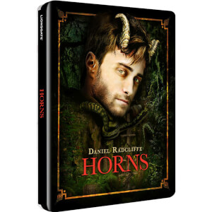 Horns - Zavvi UK Exclusive Limited Edition Steelbook