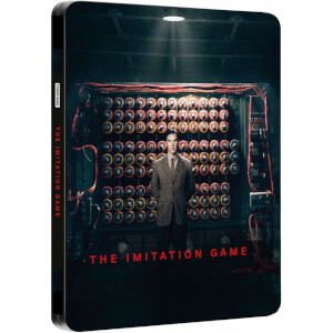 The Imitation Game - Zavvi UK Exclusive Limited Edition Steelbook