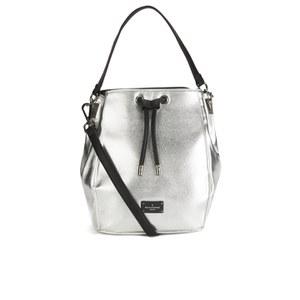 Paul's Boutique Women's Hattie Bucket Bag - Silver
